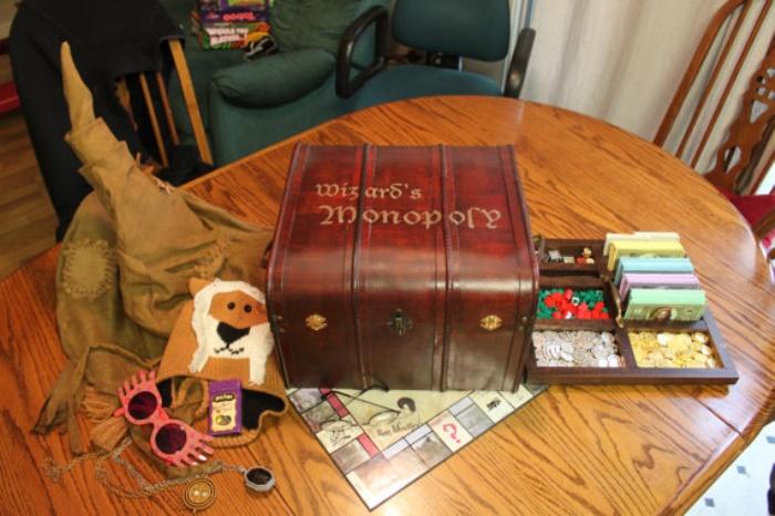 Harry Potter Monopoly