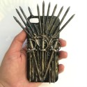 The Only Throne Your Phone Needs: Iron Throne iPhone Case