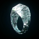 From The Archives: This Ring Is Carved Straight Out Of A Diamond — 150 Carats' Worth