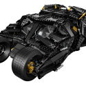 LEGO Set To Launch Massive 1,869 Piece Batman Tumbler Kit