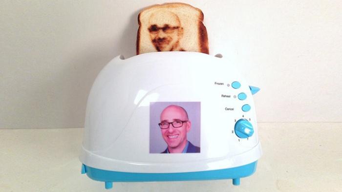 Selfie Toasters