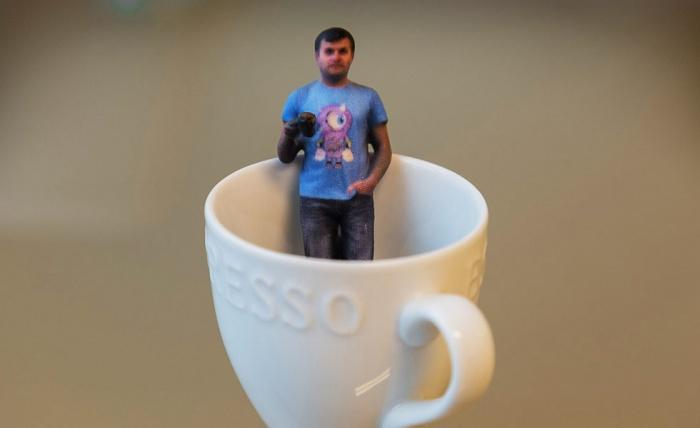Shapify 3D Selfie