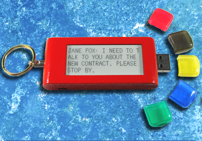 Smart Keychain