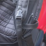 Quick-release shoulder strap