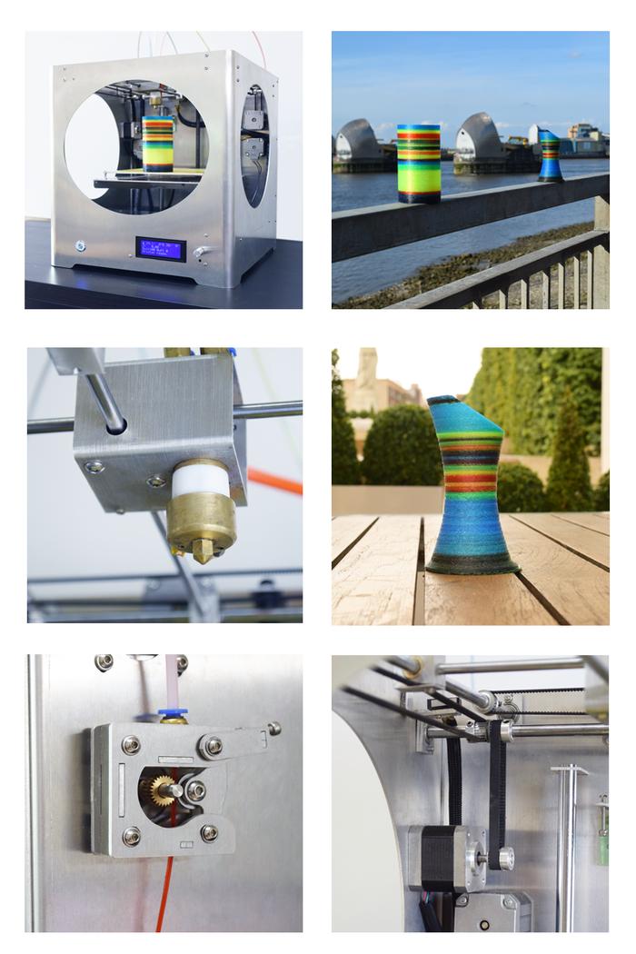 3D4C-printer