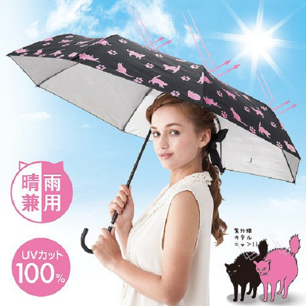 Cat Stroll UV-safe umbrella