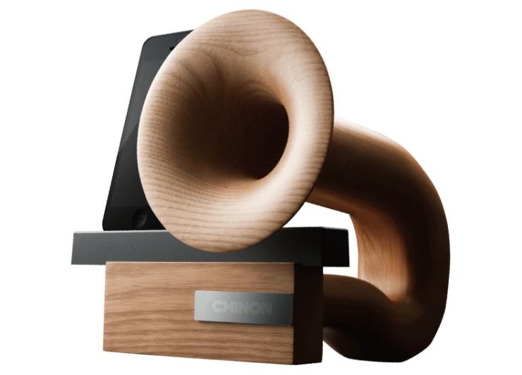 Chino Legato passive horn speaker