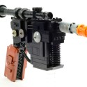 Lego Electronic Gun That Emulates Star Wars Han Solo's Gun