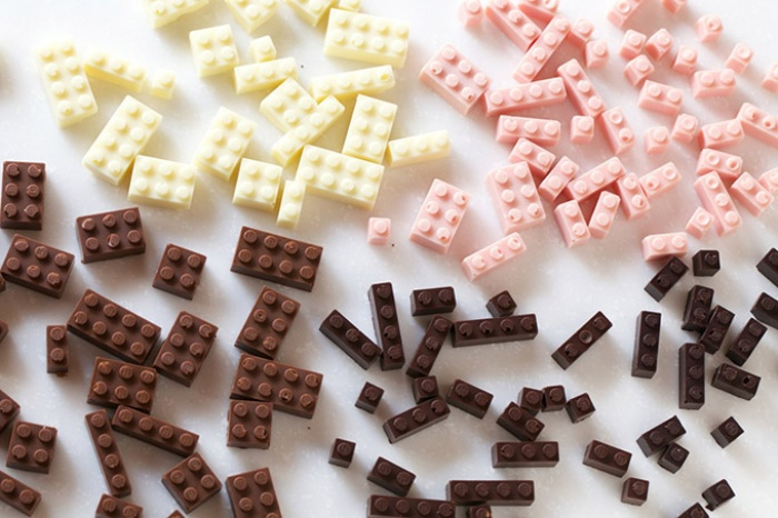Functional Chocolate LEGO1