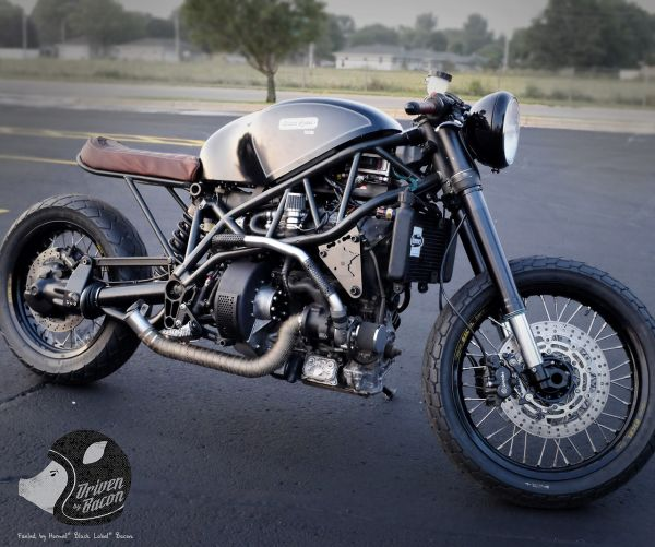 Hormel Black Label Bacon Motorcycle