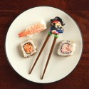 Ahoy, Matey: Peg Leg Pirate Chopsticks