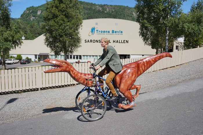 Raptor Bicycle