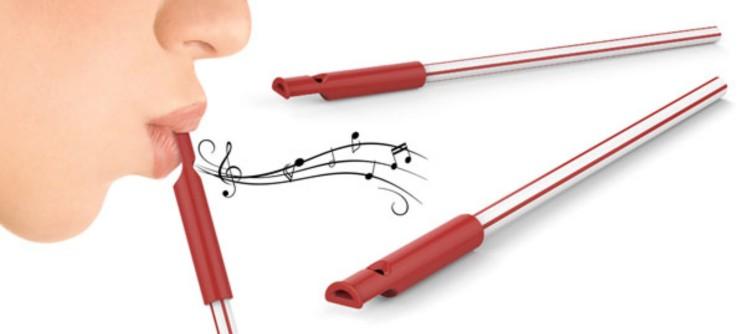 Whistle Straws