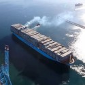 Maersk Just Set The World Record For Most Containers Loaded Onto A Ship