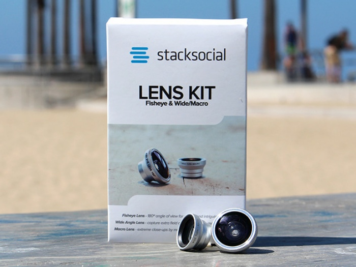 3-In-1 Mobile Lens Kit
