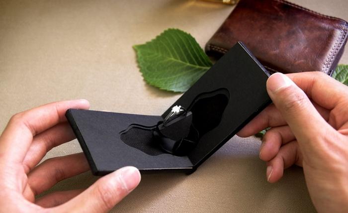 Clifton Slim Engagement Ring Case