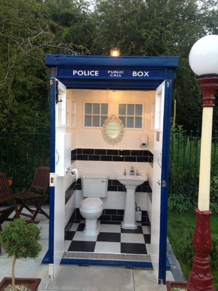 Doctor Loo Where Doctor Who Goes To Poo Ohgizmo