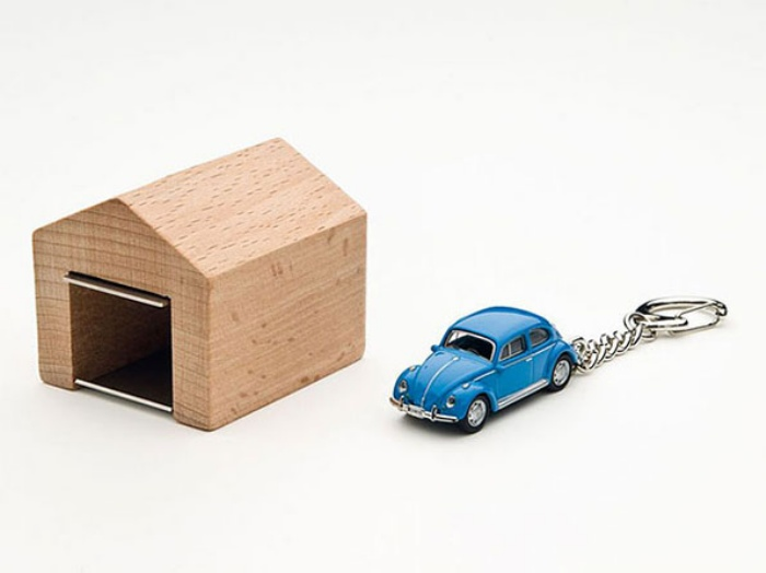 Mini Garage Car Keys1