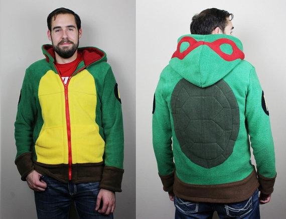 Ninja Turtles Hoodie0