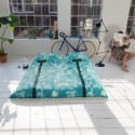 Sleep In a Pool.. Well, Sort Of, With Snurk's Pool Bedding