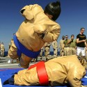 Everybody Was Sumo Wrestling: Sumo Suits