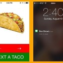 Taco Text App: Tacos In Your Inbox