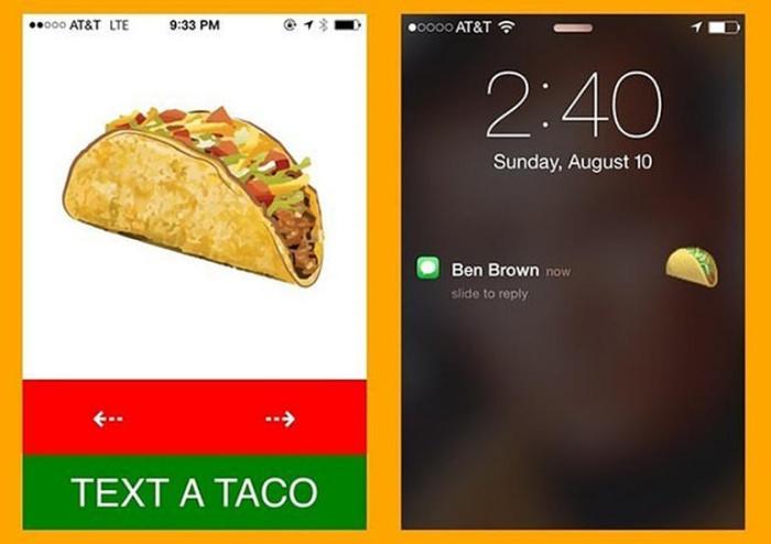 Text a Taco App