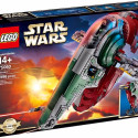 LEGO To Release A 1,996 Piece, Ultimate Collector's Edition Of Boba Fett's Ship