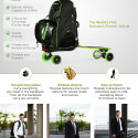 Movpack Is The World's First Backpack Electric Vehicle