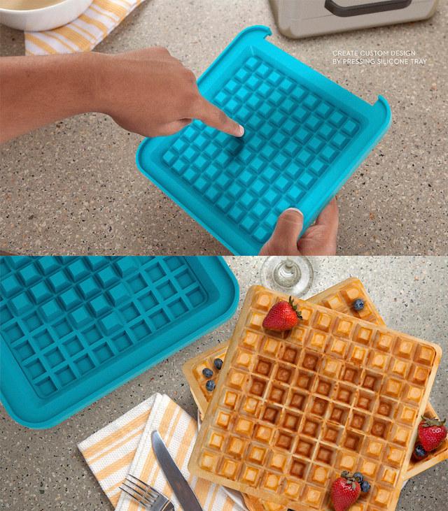pixel-waffles