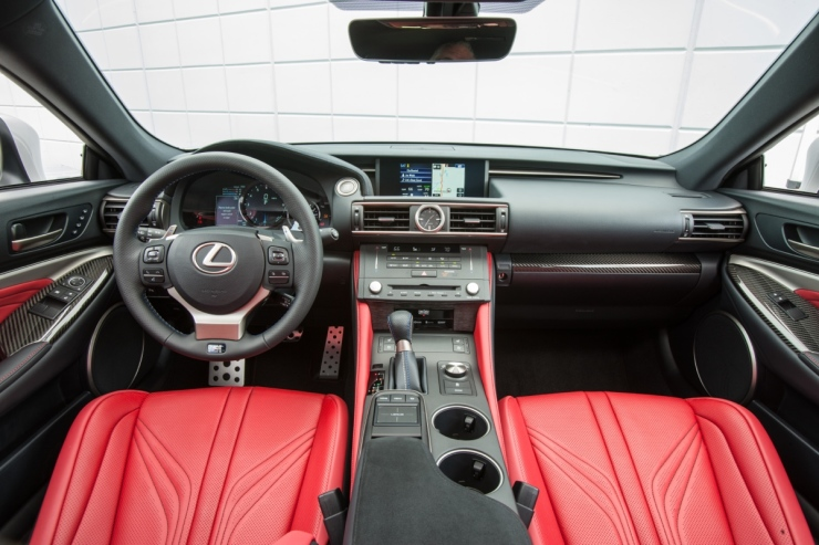 sm2015 Lexus RC F 0403