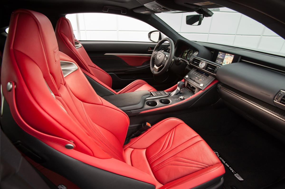 Behind The Wheel The All New 2015 Lexus Rcf Ohgizmo