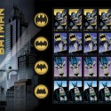 The Dark Knight Posts: USPS Releases Batman Stamps for 75th Anniversary