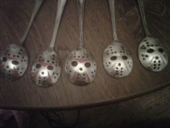 Jason Hockey Mask Spoon1