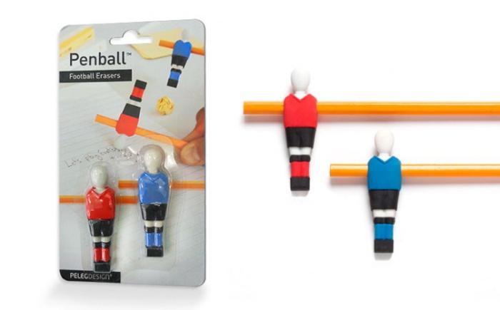 Penball, Soccer Player Erasers1
