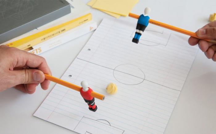 Penball, Soccer Player Erasers2