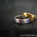 C-3PO And R2-D2 Wedding Bands For Star Wars Geeks