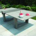 Stylish Concrete Ping Pong Table Looks Cool, Will Cost You An Arm and a Leg