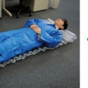 Sleeping Bag Suit is a Mattress You Can Wear