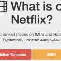 The Website Helps You Pick What To Watch On Netflix