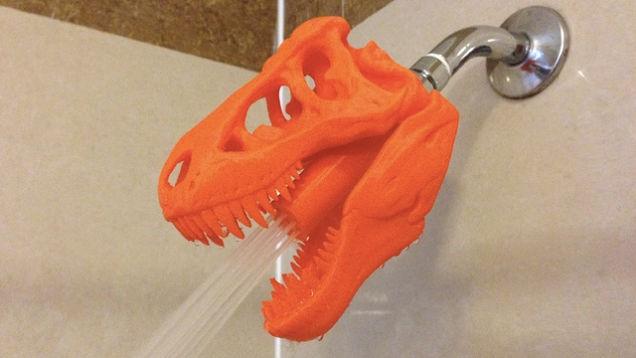 3d-printed-t-rex-shower-head