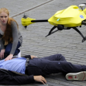 Ambulance Drone Could Save Your Life One Day