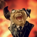 Creepy But Awesome: Raiders Of The Lost Ark Melting Nazi Face Candle