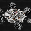 MB&F Have A $230,000 Space Pirate Watch.  Yes, $230,000