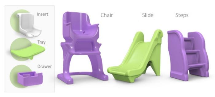 Step Up high chair2