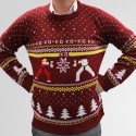 Hadouken This: Ugly 'Street Fighter' Christmas Sweater