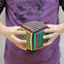 "Got A Lifetime? There's This 13X13X13 ""Rubik's Cube"" Waiting For You"