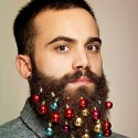 Have a Merry Beardy Christmas With Beard Baubles!