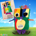 Budsies Turns Kids' Artwork Into Plushies