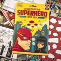Childhood Dream Come True: Design Your Own Superhero Comic Book